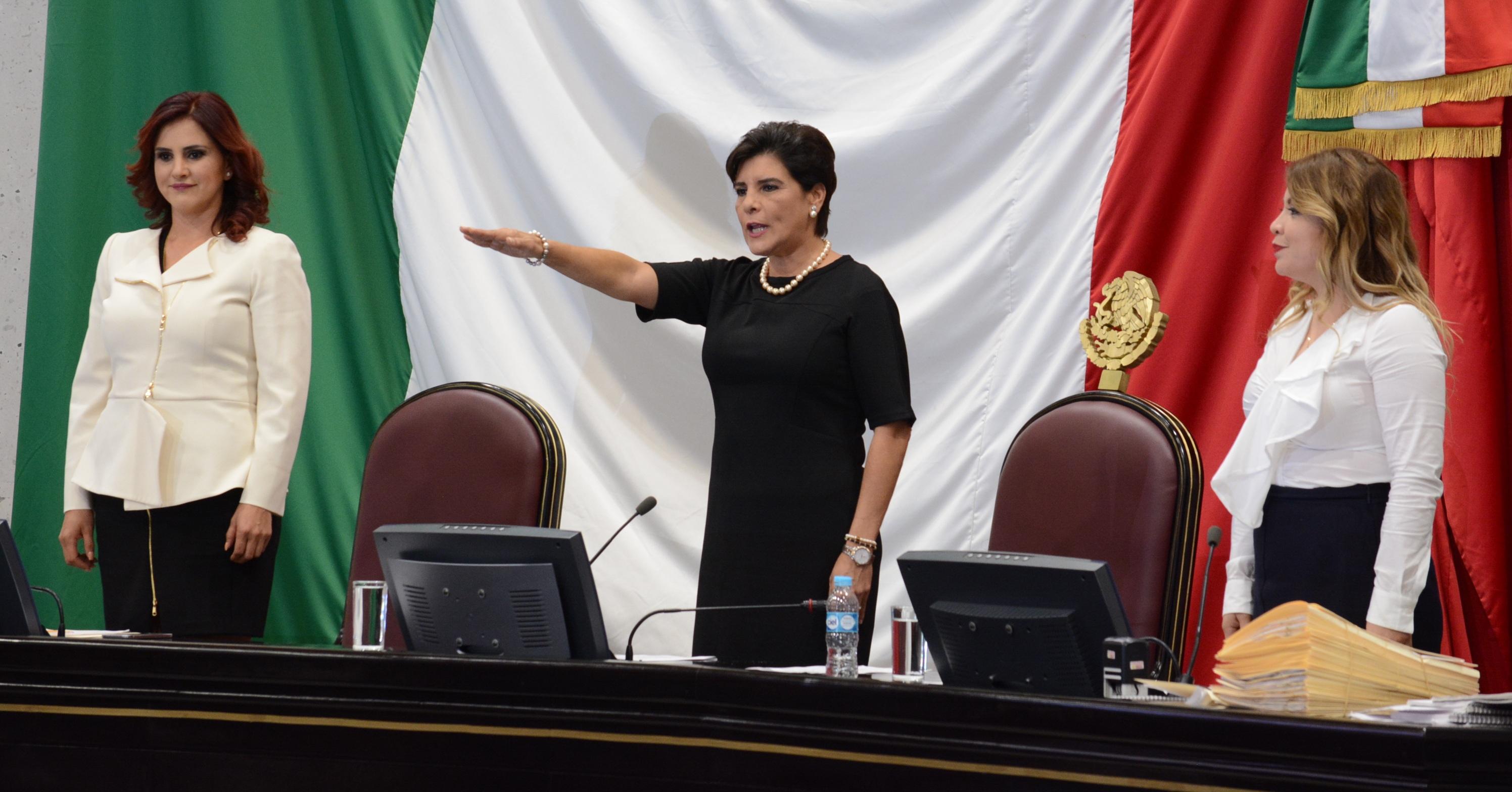 Instalan la LXIV Legislatura del Estado de Veracruz